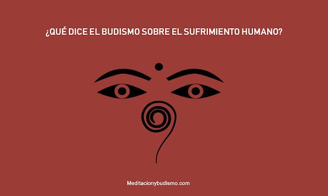 Lo que no sabías del budismo sobre el sufrimiento humano
