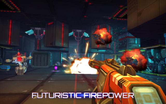 Best FPS Shooting Games for Android apk Free Download Neon Shadow