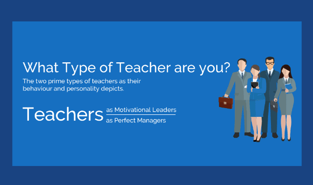 What Type of Teacher Are You?