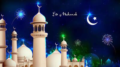 EID Mubarak SMS 2017 Wishes - Happy EID Muabark Status