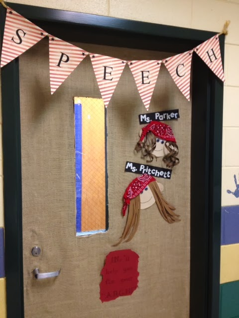 Mrs. Pritchett's Printables: Pirate Themed Classroom Door