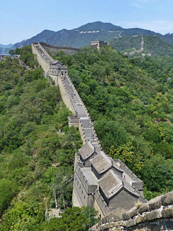 Grande Muraglia escursione dintorni pechino