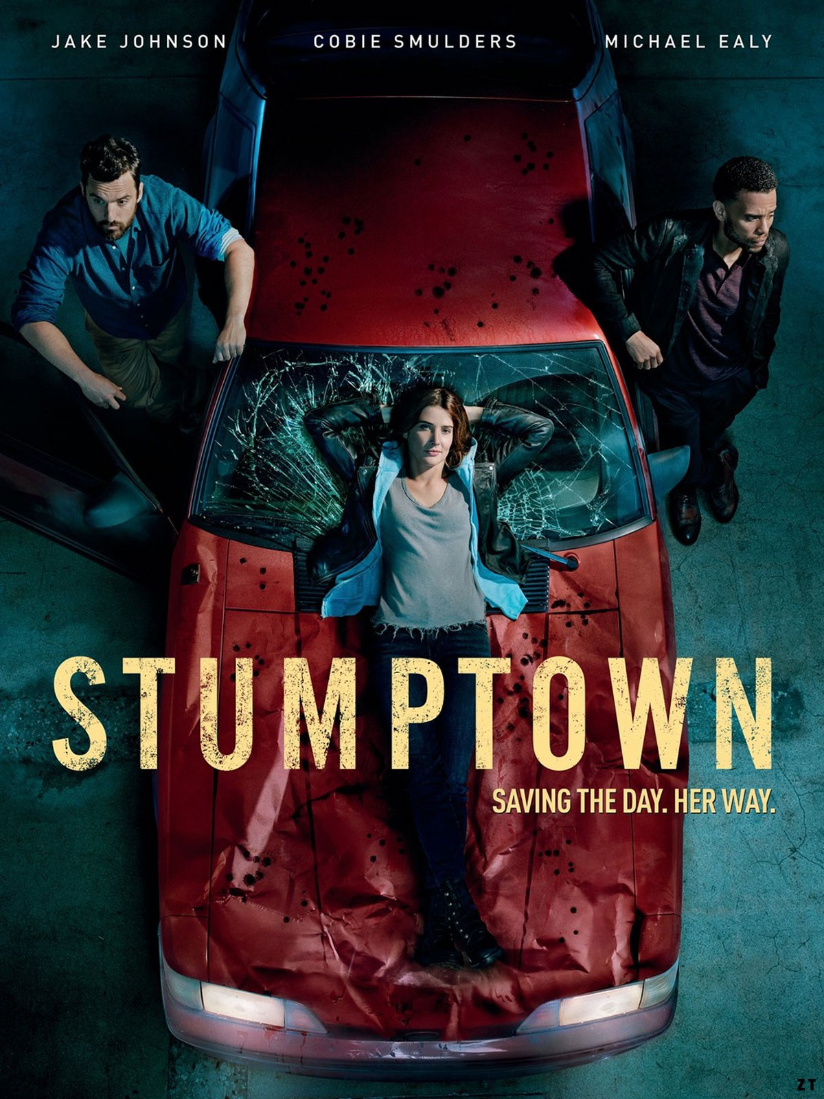 Stumptown – Saison 1 [Streaming] [Telecharger]