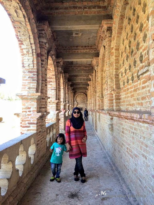 Jalan-jalan Kellie's Castle Batu Gajah menyeramkan