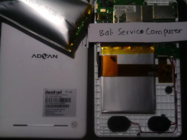 Bali Service Computer Jual Baterai Tablet Advan Vandroid