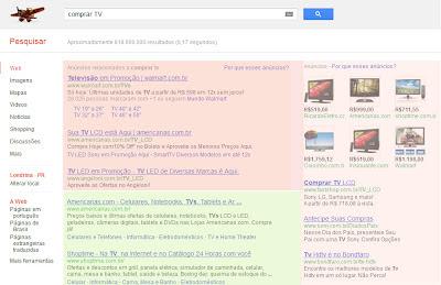 SEO e Links Patrocinados - a diferença entre as ações de marketing de busca.