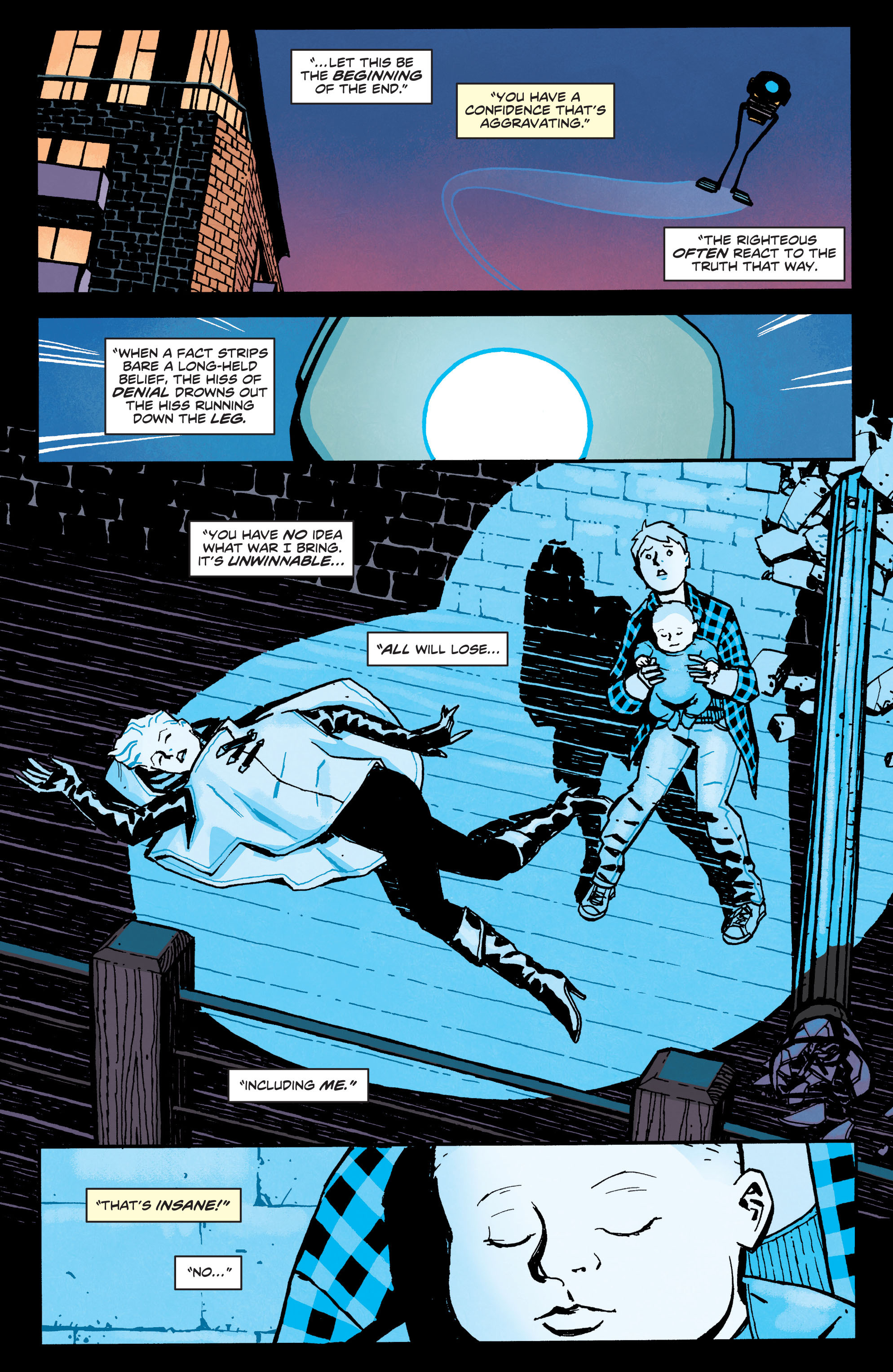 Read online Wonder Woman (2011) comic -  Issue #21 - 14
