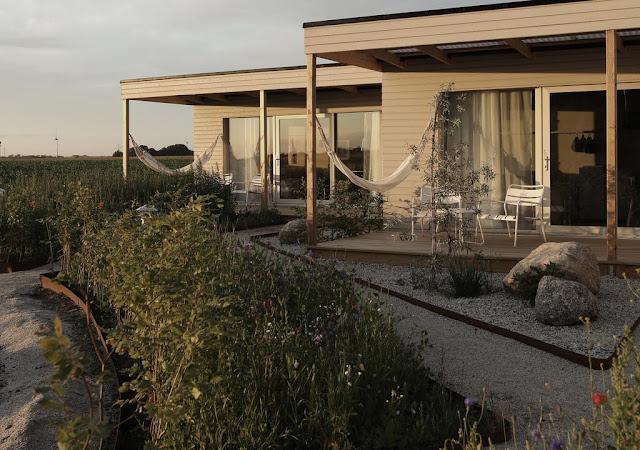 Una casa-container per le vacanze