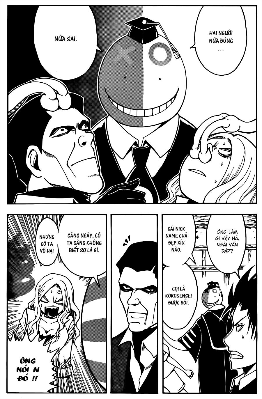 Ansatsu Kyoushitsu chap 25 trang 19