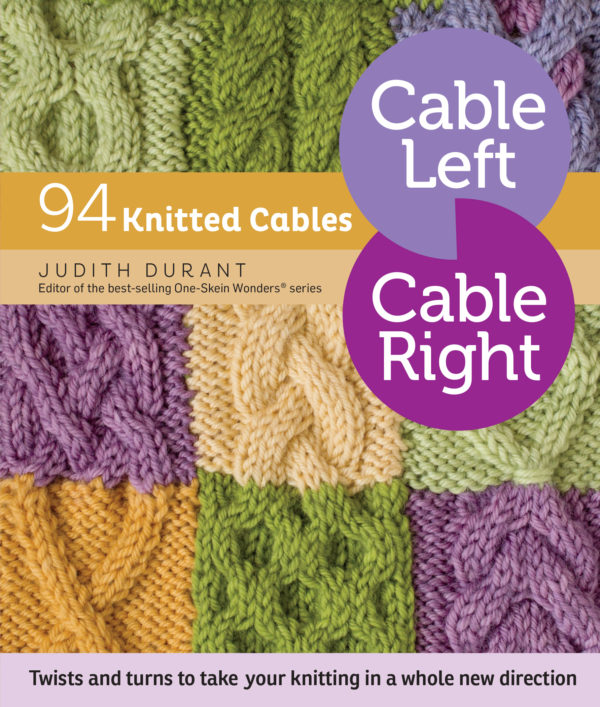 Knitting Left Handed Book : Lapdog creations learn how to cable left right