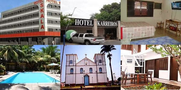 Top 62 hotels of Cuiaba with address and phone