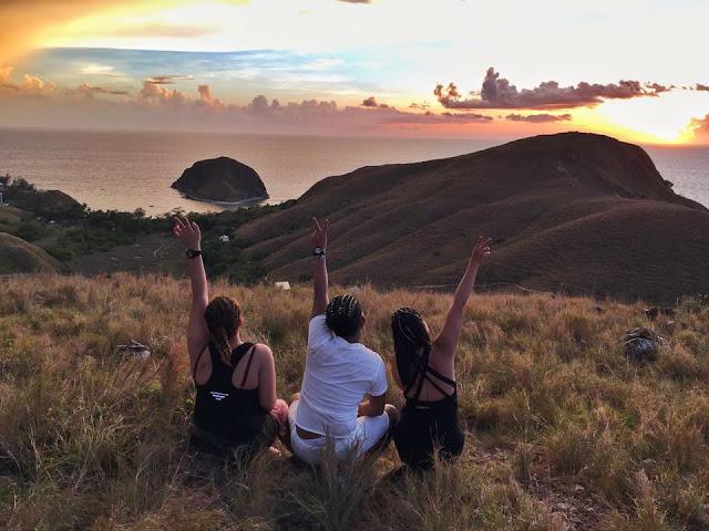 Tourist spots in antique - Malalison/Mararison Island