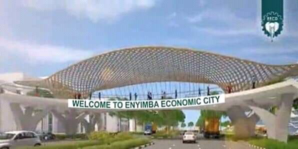 IFC Signs Agreement With Enyimba Economic City