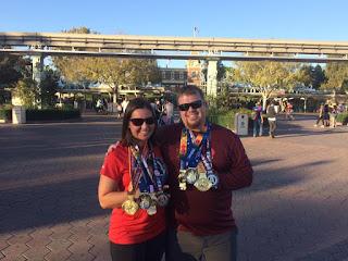 Avenger Half Marathon Running