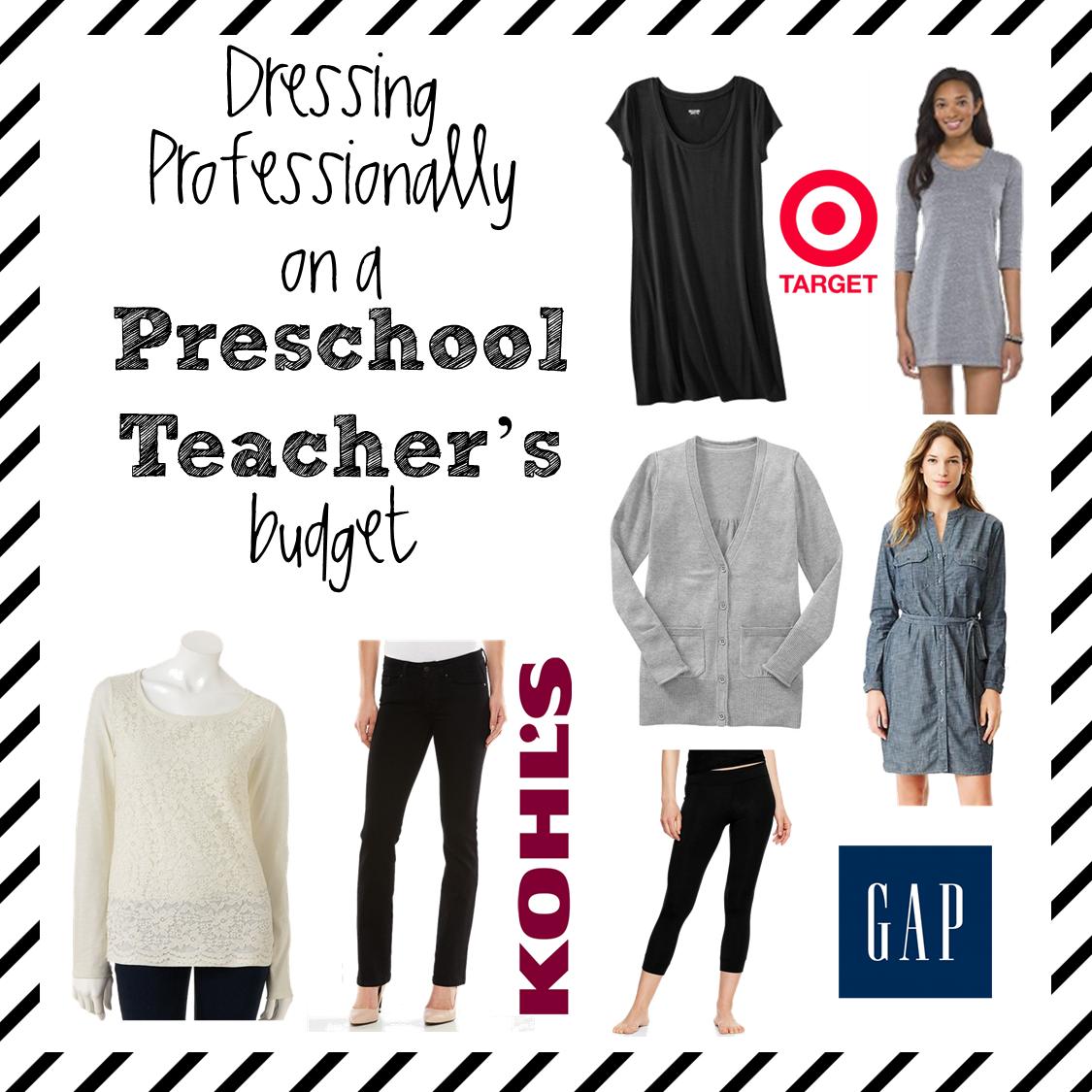 Preschool Ponderings The Best Clothes For Preschool Teachers
