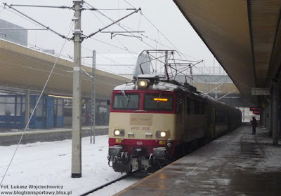 EP07, PKP Intercity