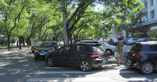 Parking success without parking excess         ~          Reinventing Parking