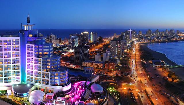 Vai conhecer o Uruguai ? Alugue um carro
