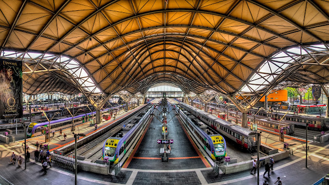 Beautiful Railway Stations in the World