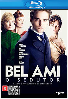 Bel Ami - O Sedutor BluRay 1080p Dual Áudio