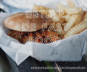 Retete de Fast Food banner,