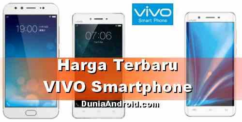 Harga Terbaru HP VIVO Android