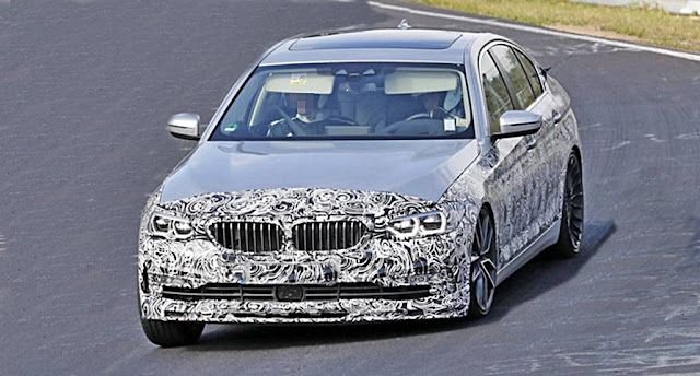 2018 BMW Alpina B5 Release Date and Price