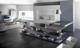 sala cocina integrada