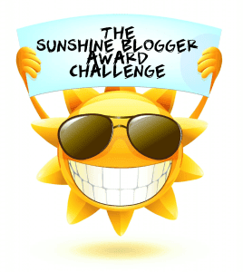 The Sunshine Blogger Award Tagged By Anum Abdullah