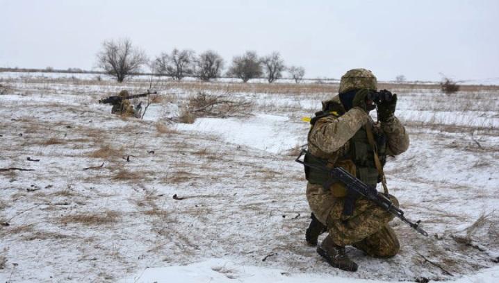 Очаков Инфо: Украинские войска попали под обстрел боевиков и понесли потери