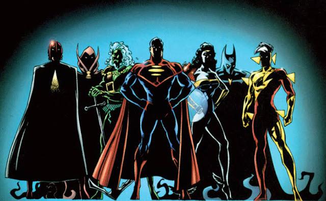akhir cerita superhero dc