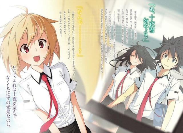 Kare to Hitokui no Nichijou (Novela Ligera en español)
