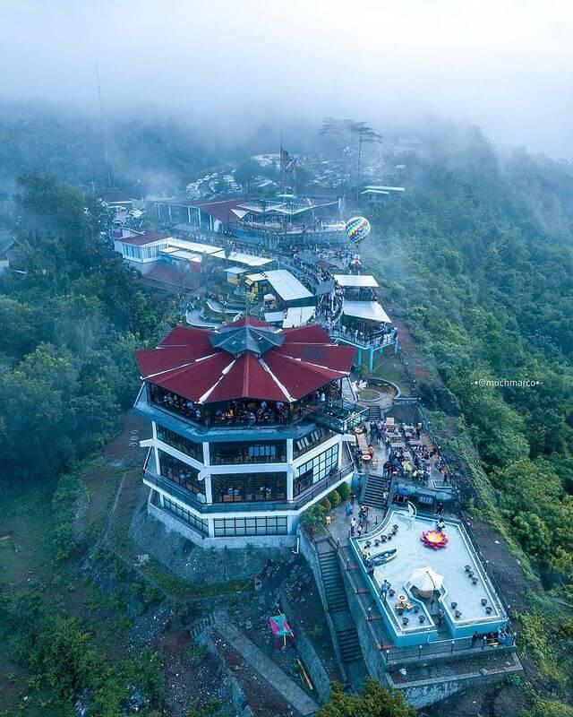 HeHa Sky View, Gunung Kidul, Jogja - Foto muchmarco
