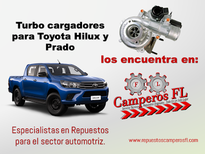 TurboCargadores Camperos FL