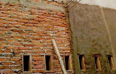 Menghitung RAB : Volume Pekerjaan Dinding
