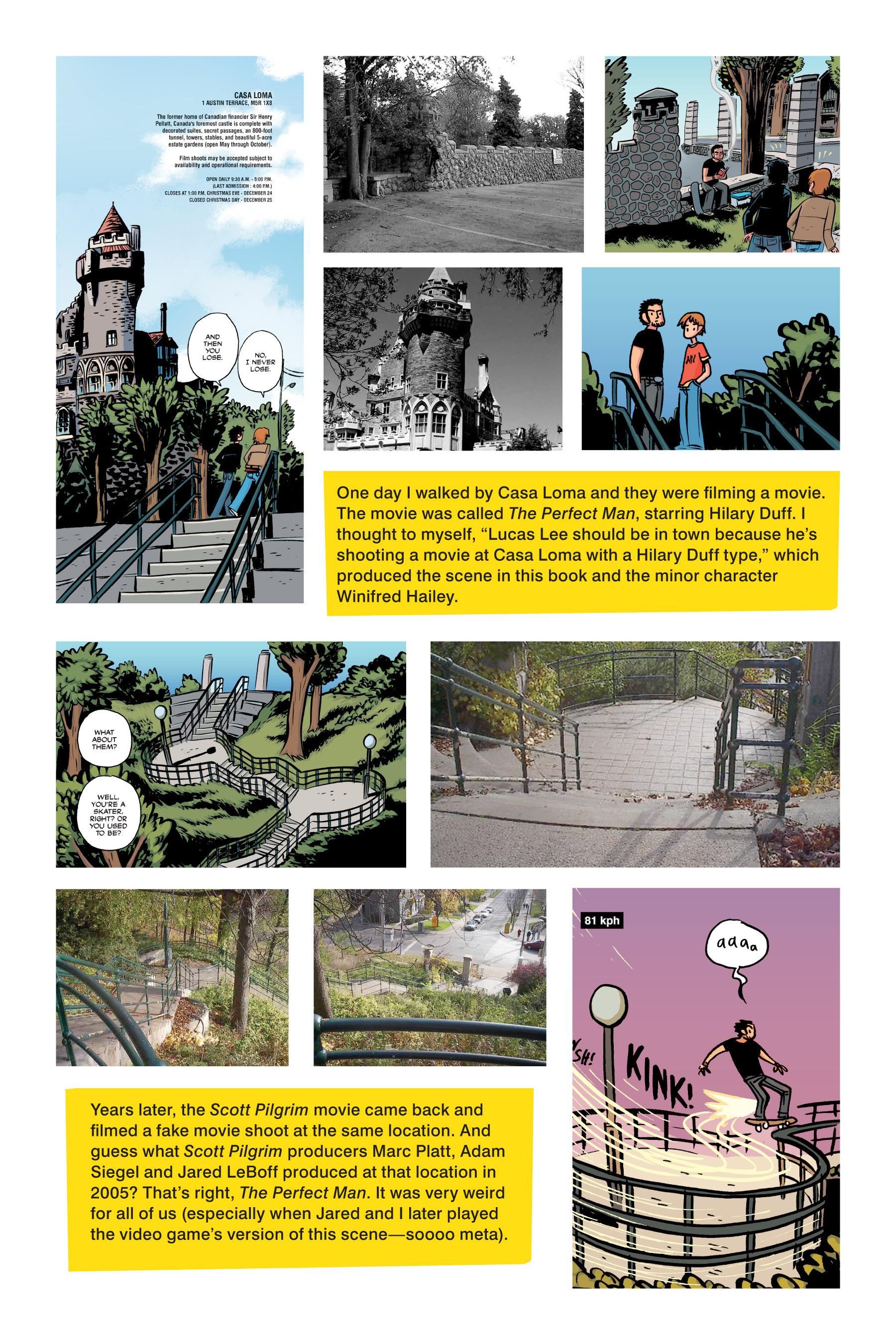 Read online Scott Pilgrim comic -  Issue #2 - 200