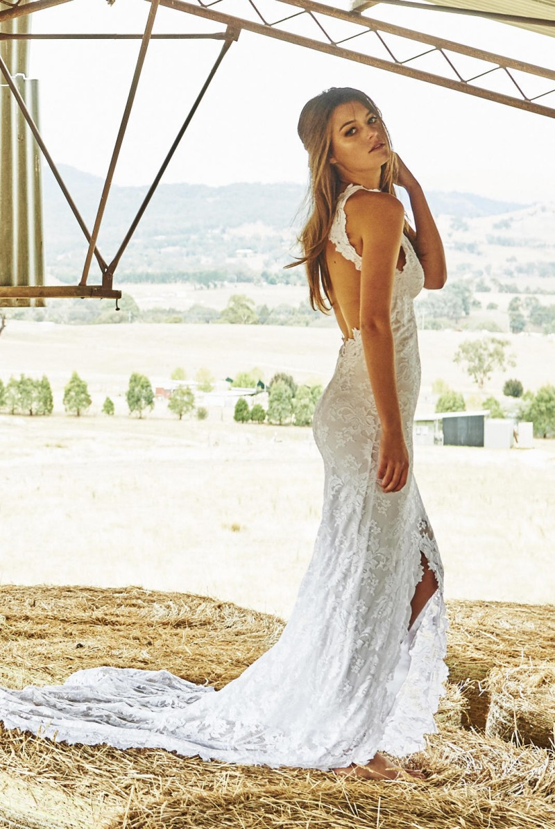 Vestidos de novia para playa 2016