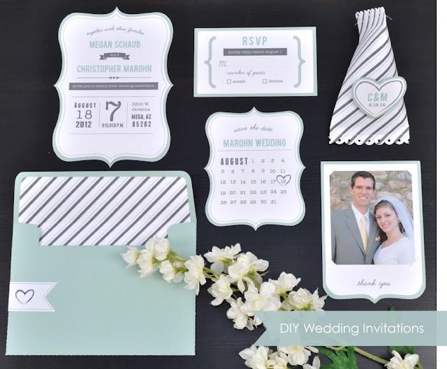 Making Wedding Invites Yourself
