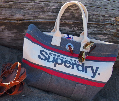 Fabricated With Durable Canvas And A Branded Toggle Closure This Tote Bag Makes An Excellent Beach In Fact I Put It To The Test Past Weekend