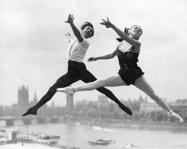 Foto de ballet