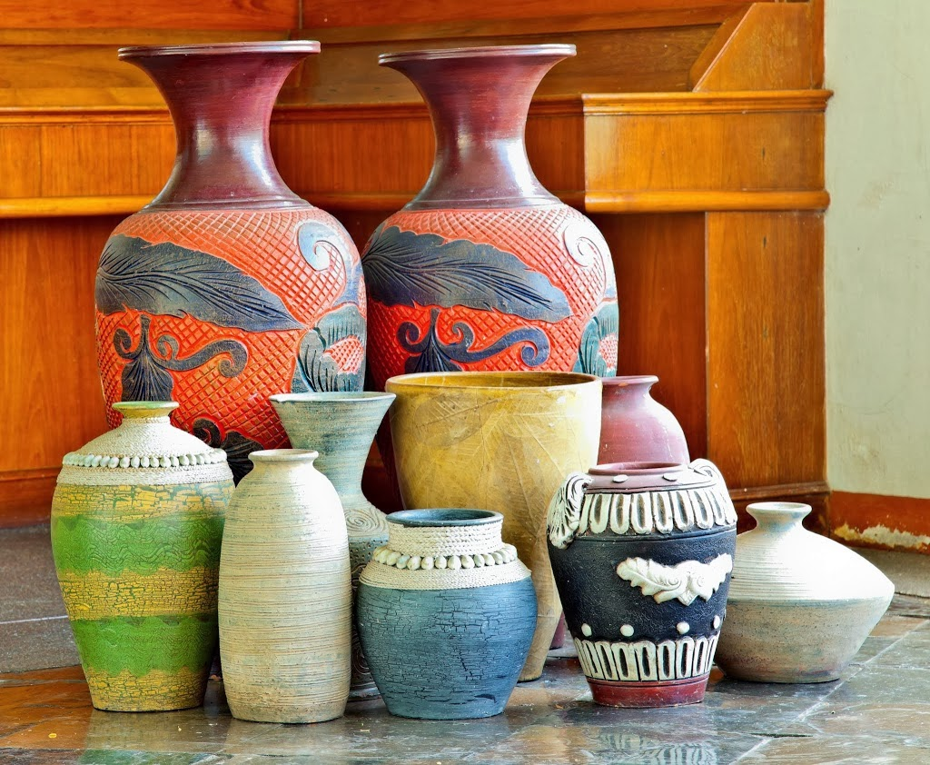 Indian pottery from Goa