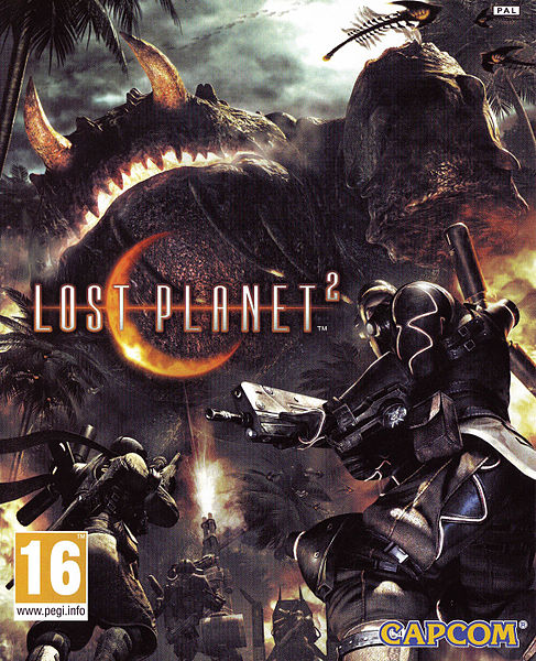 Lost planet: Dilogy (2008-2010)