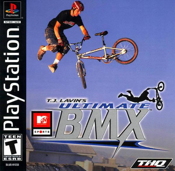 MTV Sports - TJ Lavins Ultimate BMX - PS1 - ISOs Download
