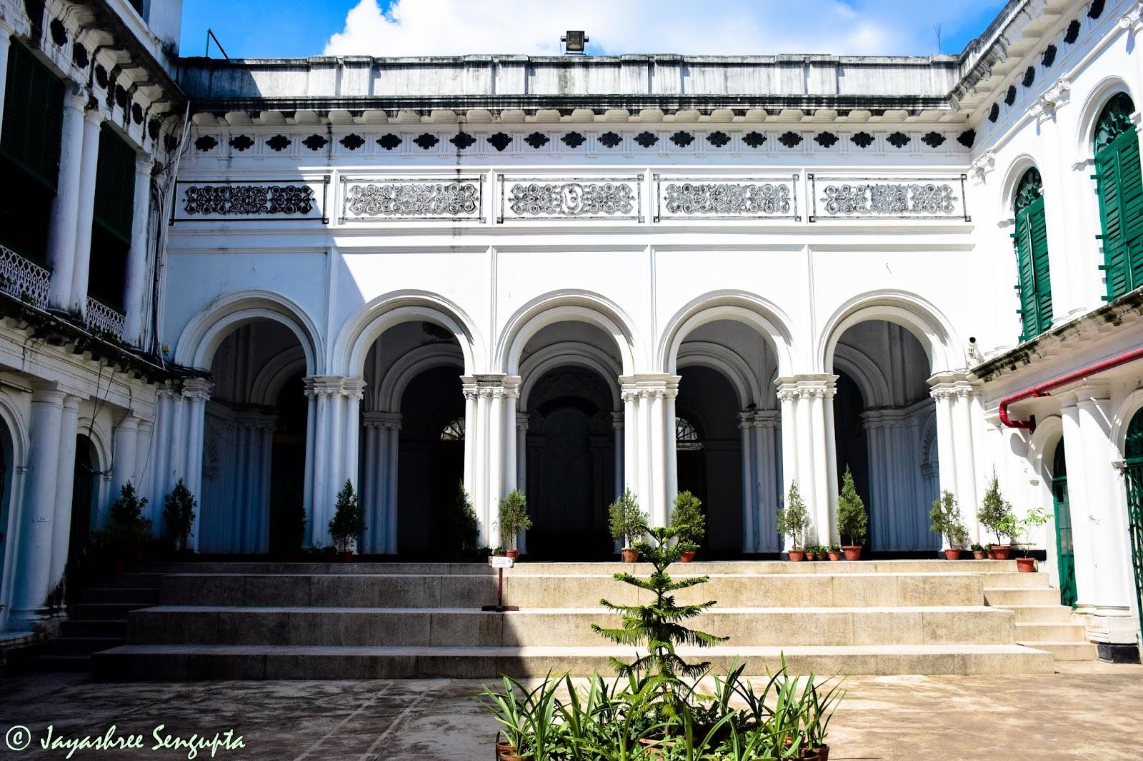 The Thakur Dalan of Jorasanko Thakurbari
