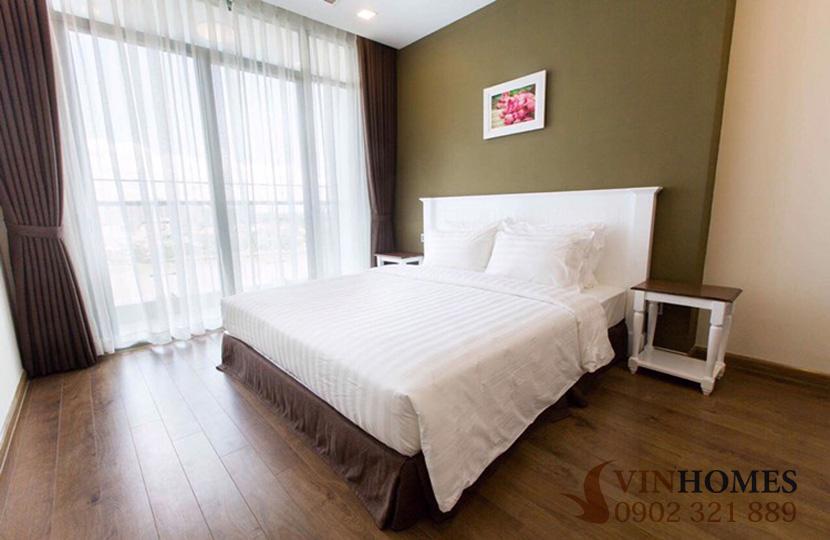 Cho thuê Penthouse 4 phòng ngủ tại tòa nhà Park 2 Vinhomes Bình Thạnh phòng ngủ 1