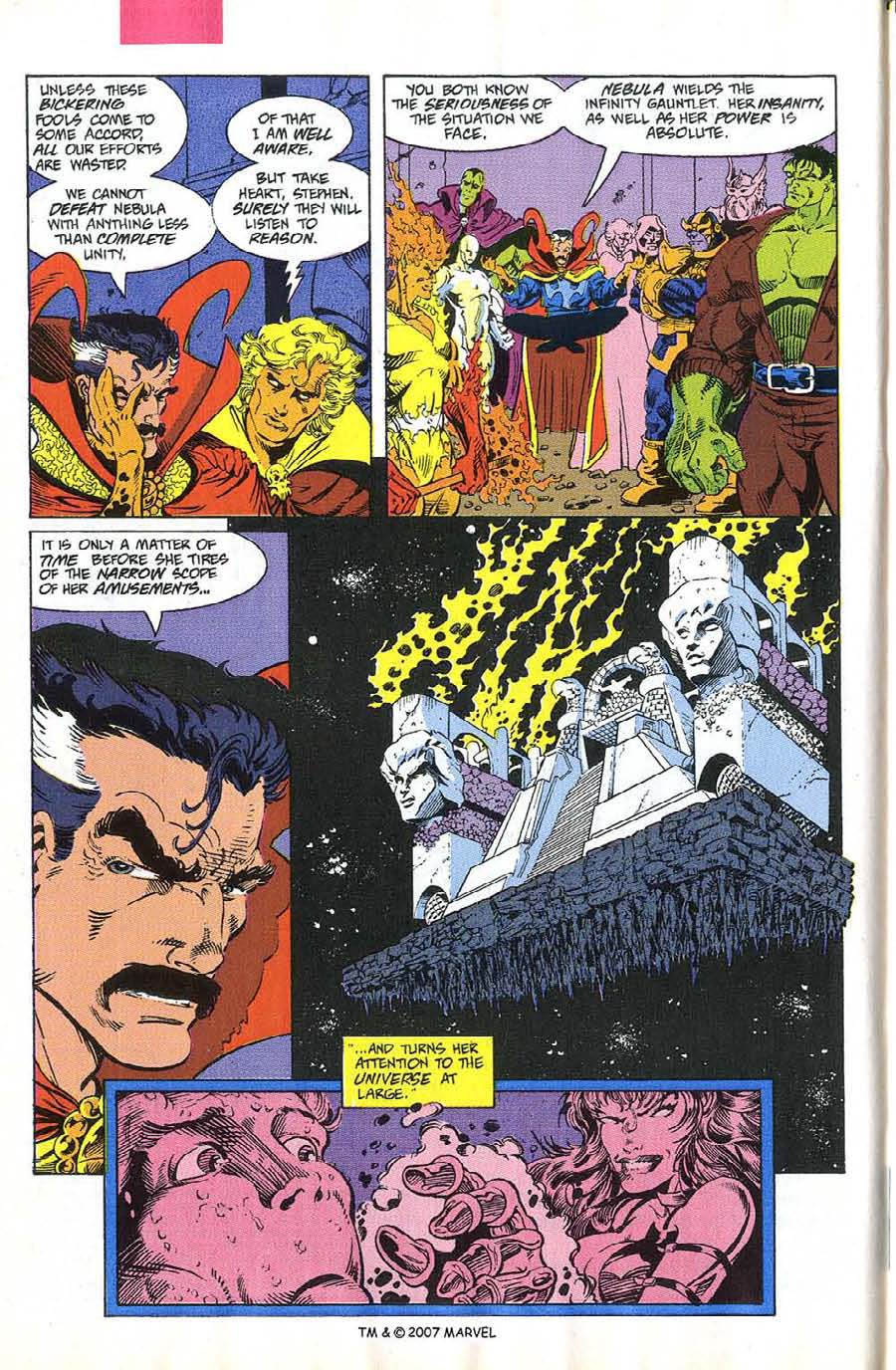 Read online Silver Surfer (1987) comic -  Issue #59 - 8