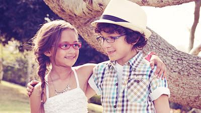 Kids eyewear by Vancouver's children's optometirst