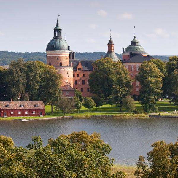 Królewskie rezydencje - Zamek Gripsholm