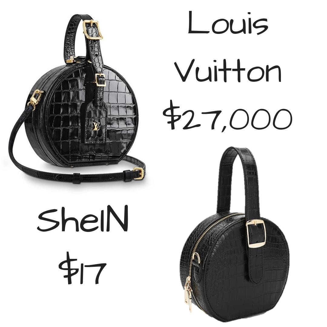 b3bf44b5e2a The Look for Less  Louis Vuitton Petite Botie Chapeau - Frugal ...