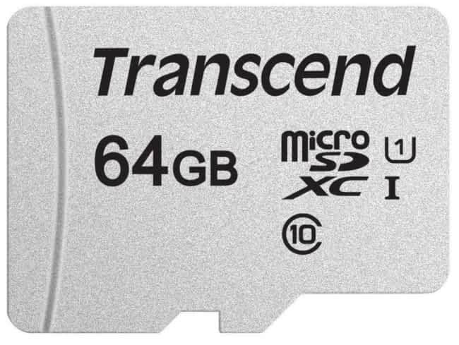 Transcend 300s da 64 GB